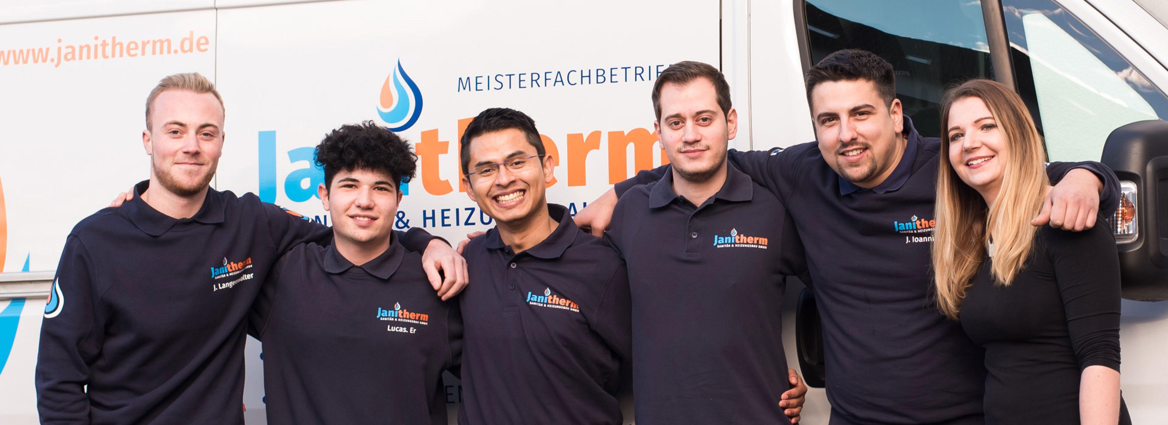 Janitherm - Sanitär Heizung Klima - alles rund ums Haus